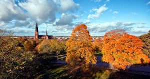 En weekend i Uppsala